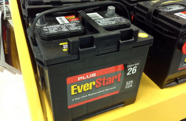 Business on batteries
