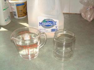 distilled-water