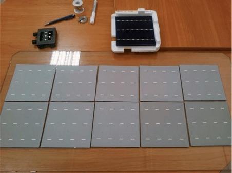 How To Make A Solar Panel Make Homemade Solar Panel Diy