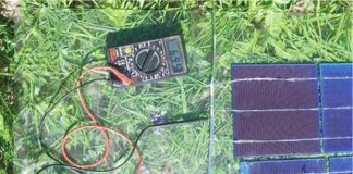 An Easy Way to Make Solar Battery at Home