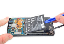 Nexus 5 Battery Replacement Exposed