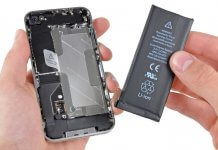 Cell phone Li-Ion battery
