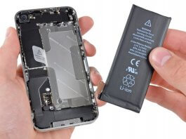 Cell phone Li-Ion battery