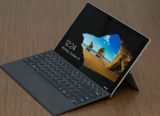 Surface pro 4 battery life