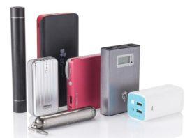 Top-5 portable mobile power bank