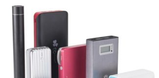 Top-5 portable mobile power bank
