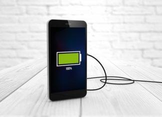 iPhone battery cappasity