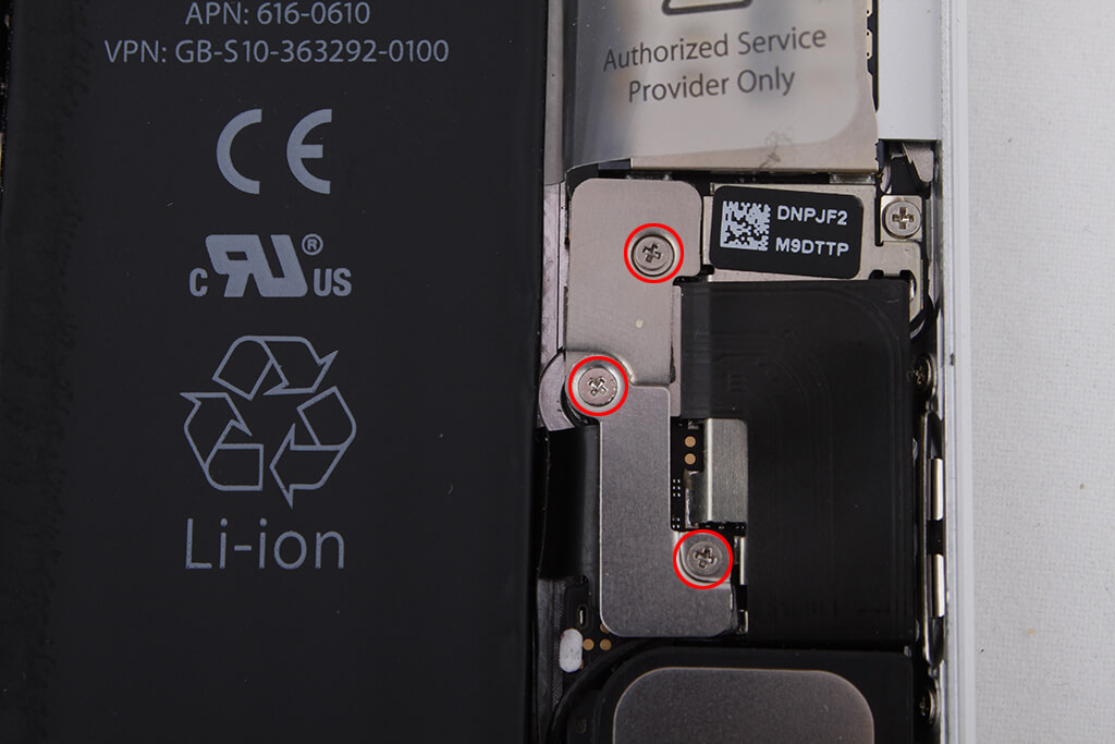 iPhone 5s/5c battery