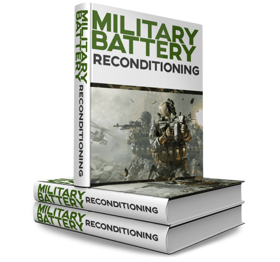 Military Battery Reconditioning System. Let's investigate!