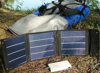 Solar generator for survival