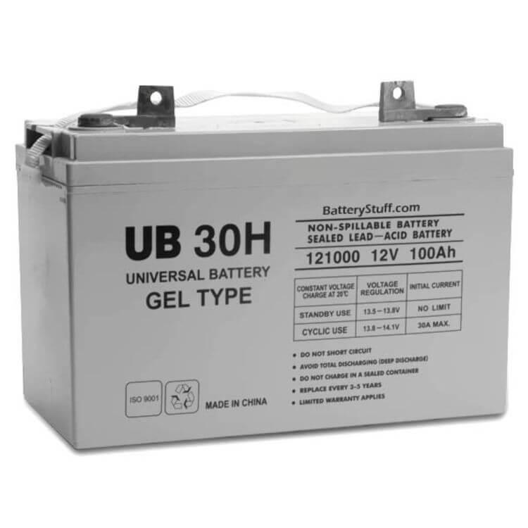 Gel (Gel Cell) Battery