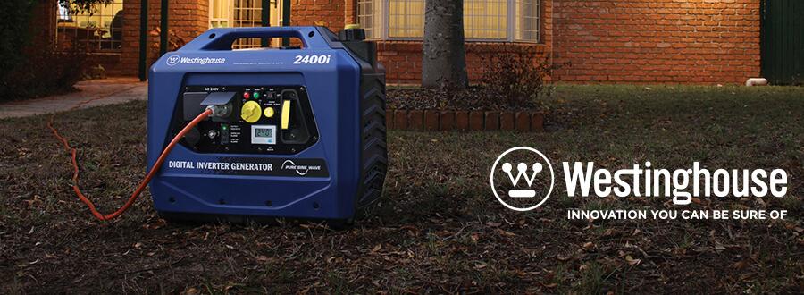 Westinghouse Generator - Portable generators for home