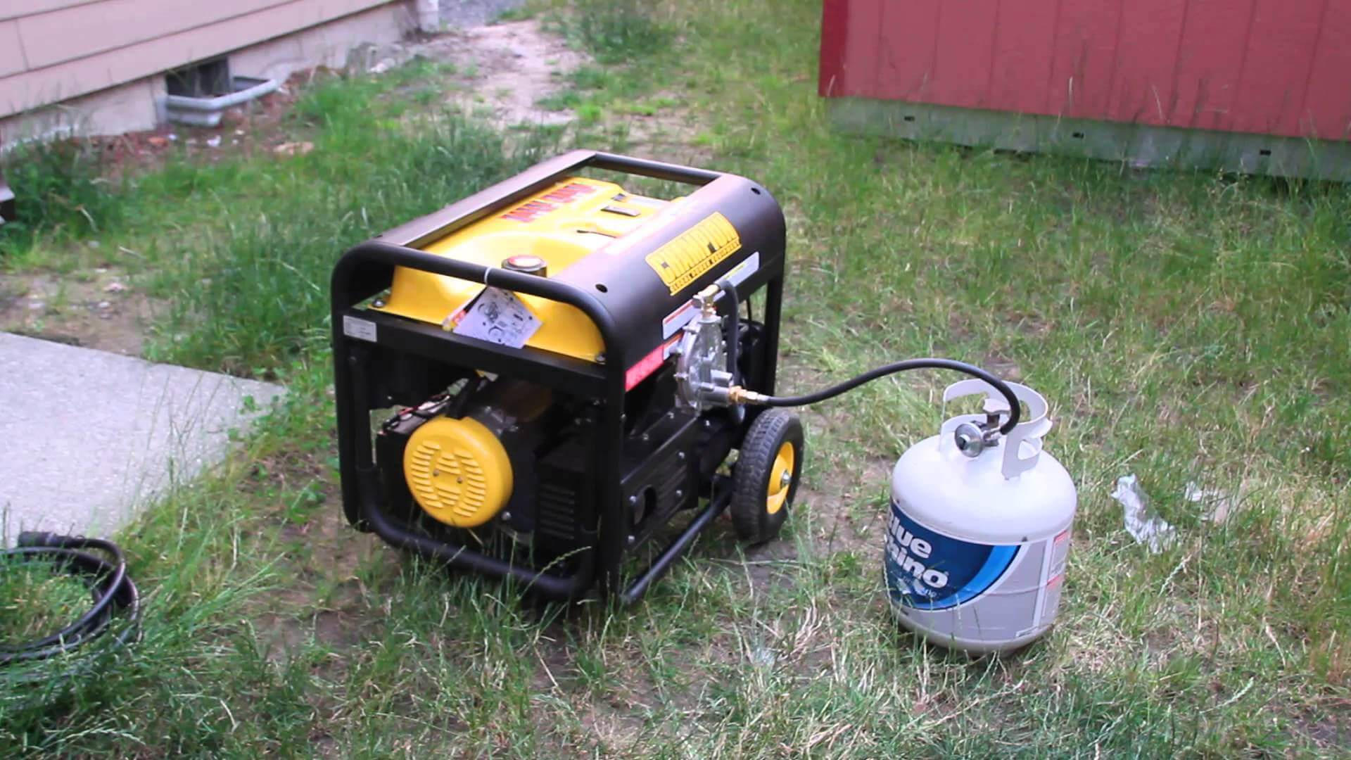 Propane Generator The Most Powerful Source Of Energy In