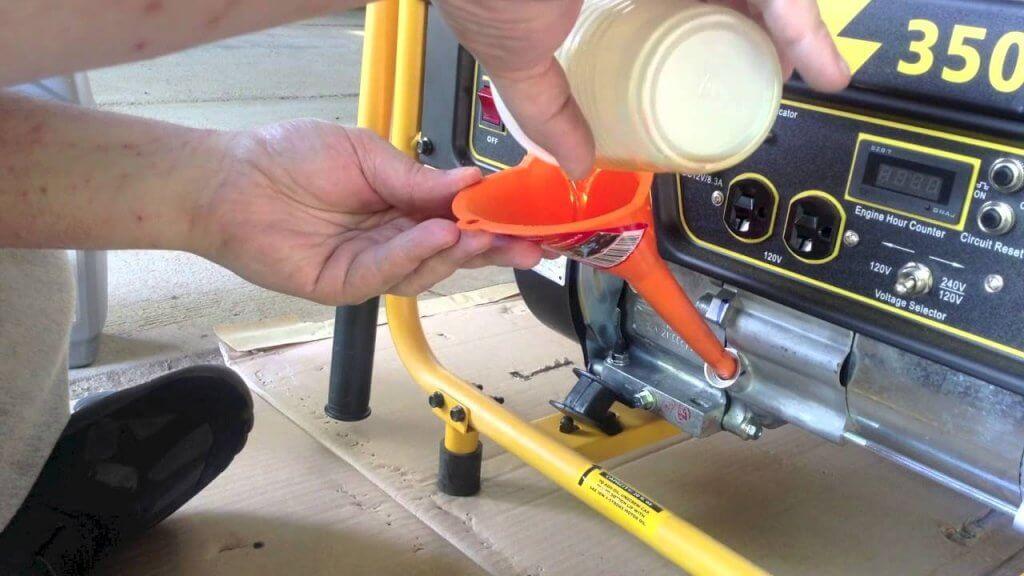 Wen generator maintenance