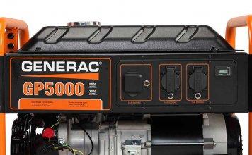 Generac generator GP5000