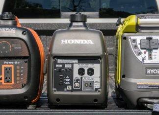3000 watt portable generators